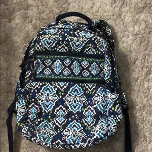 Vera Bradley Backpack with Laptop Pouch